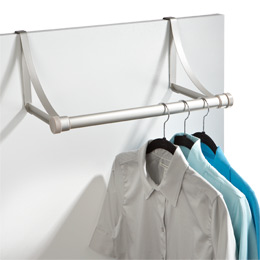 Over The Door Clothes Hanger Sustainable Organizing